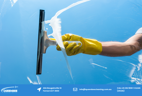 window cleaning canberra