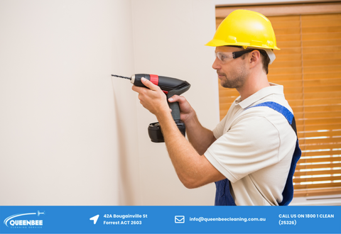 wall repairs canberra