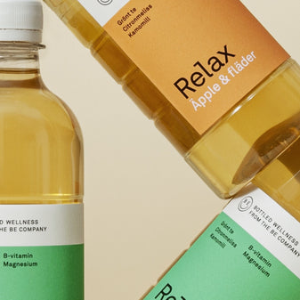 Relax Dryck 500 ml close up