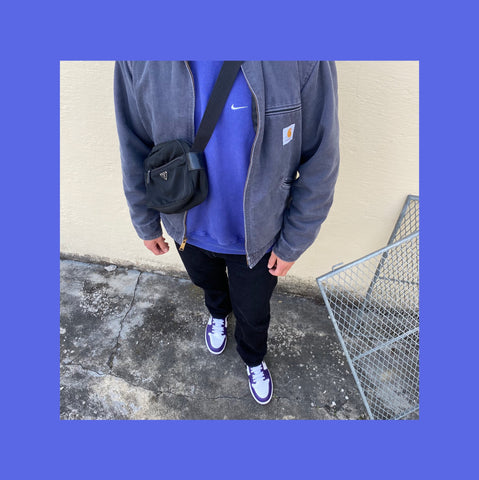 Vintage Nike Outfit