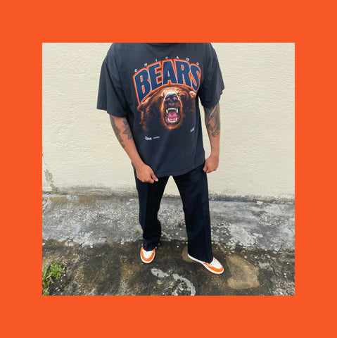 Vintage Bears T-shirt Outfit
