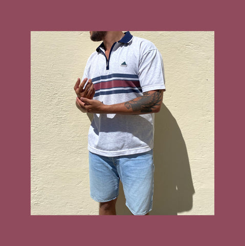 Vintage Adidas Sommer Outfit