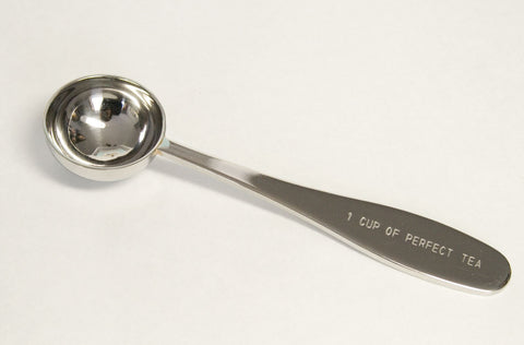 Stainless Perfect Cup of Tea Spoon - Specialtea Teas