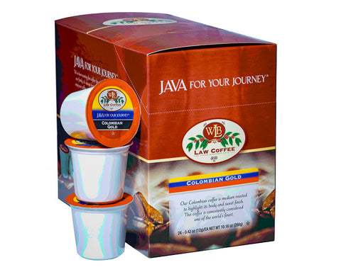 Colombian Gold Single Serve Cups