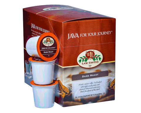 Dark Roast Single Serve Cups
