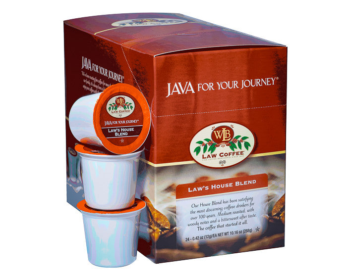 Premium House Blend Single Serve Cups