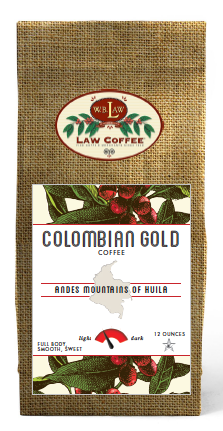 Colombian Gold--12 oz bags