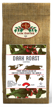 Dark Roast--12 oz bags