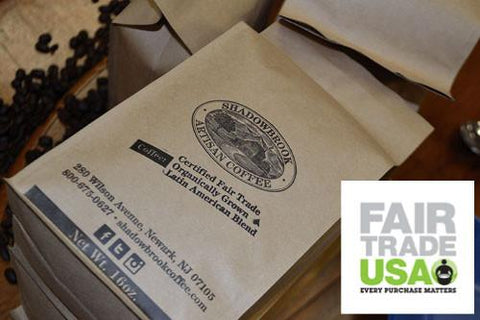 Fair Trade Organic Colombian Coffee - 1lb