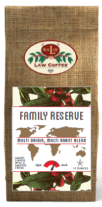 Family Reserve--12 oz bags