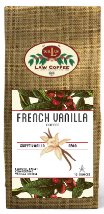 French Vanilla-- 12 oz bags