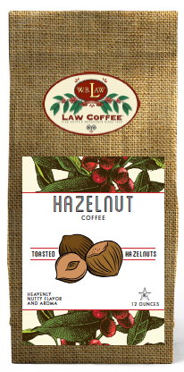 Hazelnut--12 oz bags