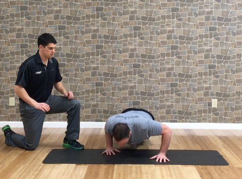 How Do You Perform A Push Up?