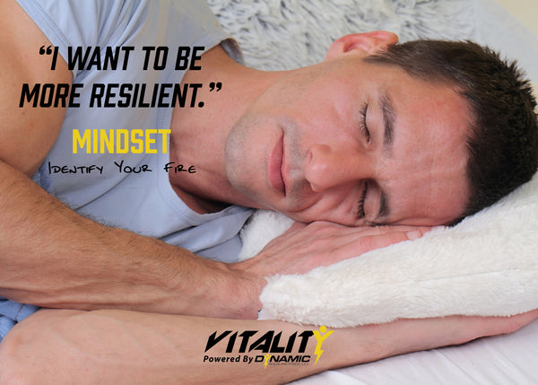 Rest, recovery, resilience, sleep