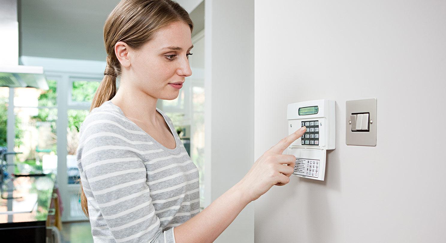 Tashman Home Center can Help You with Your New Alarm Screens