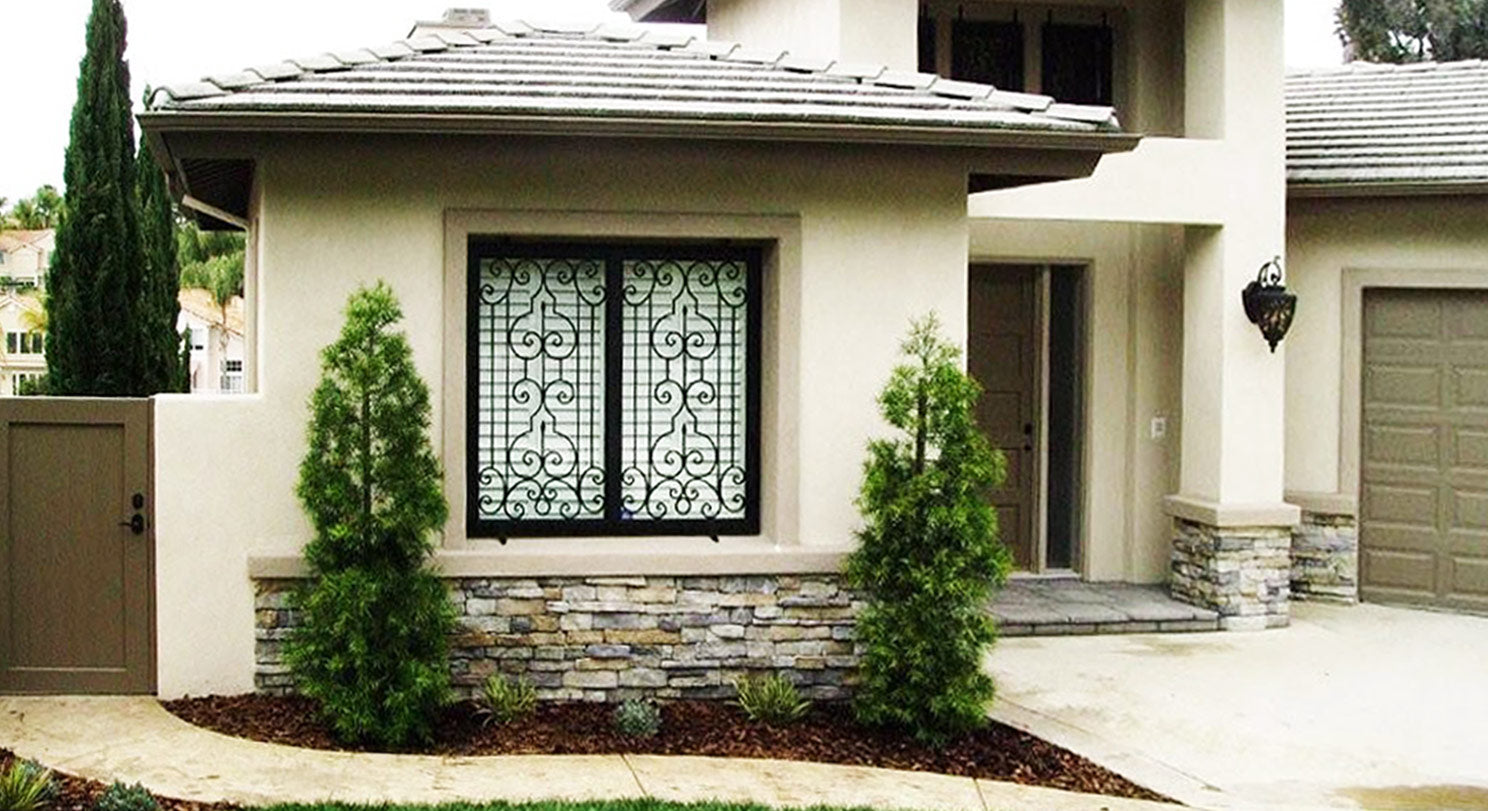 Tashman Home Center Carries and Installs a Variety of Different Steel Security Doors and Windows