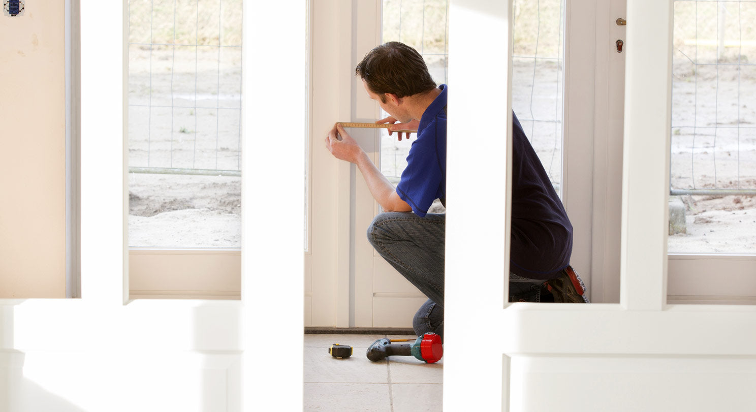 Tashman Home Center can Install Your New Doors