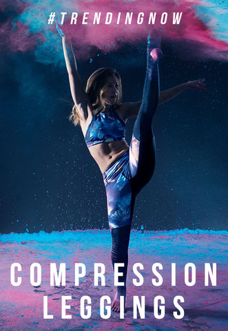 Miss Runner Compression Leggings