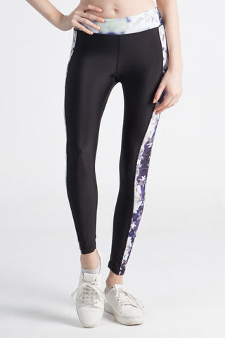 Heavens Noise Lace Up Leggings