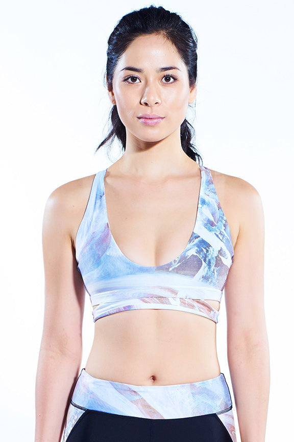 Heavens Noise Sports Bra