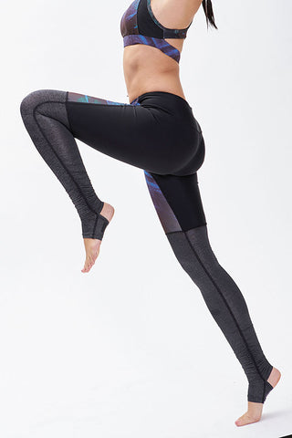 Shadow Fish Dancers Leggings