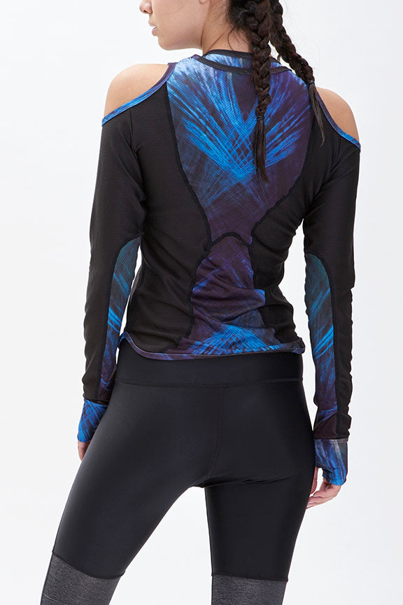 Shadow Fish Drop-shoulder Sweater
