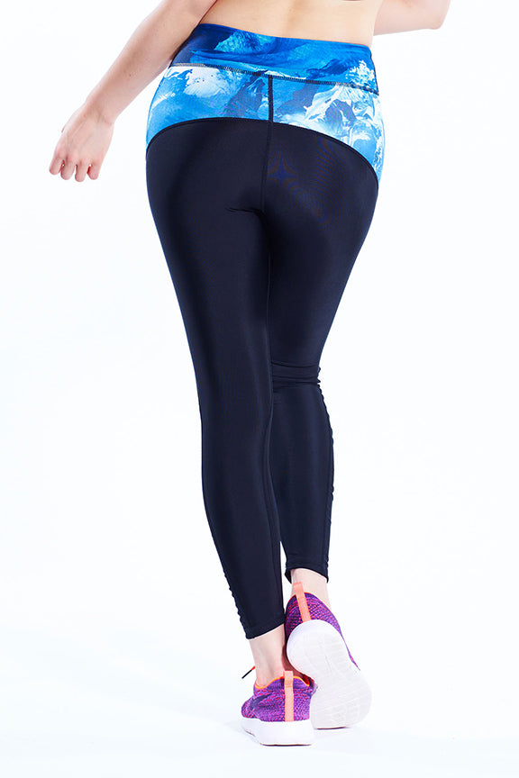 Miss Runner leggings yoga pants tights mesh activewear lace up sportswear pocket all high impact comfy lycra compression running gym hiking sustainable woman stirrup gymwear yogawear sale discounts free shipping worldwide active fit fitness