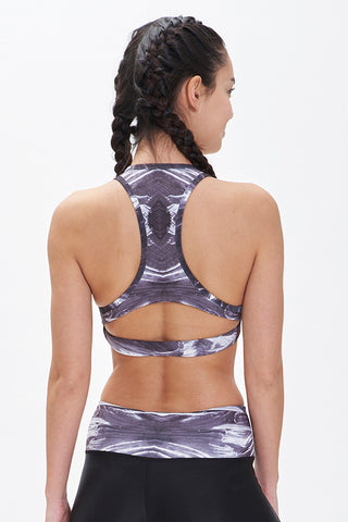 Time Traveller Warrior Sports Bra