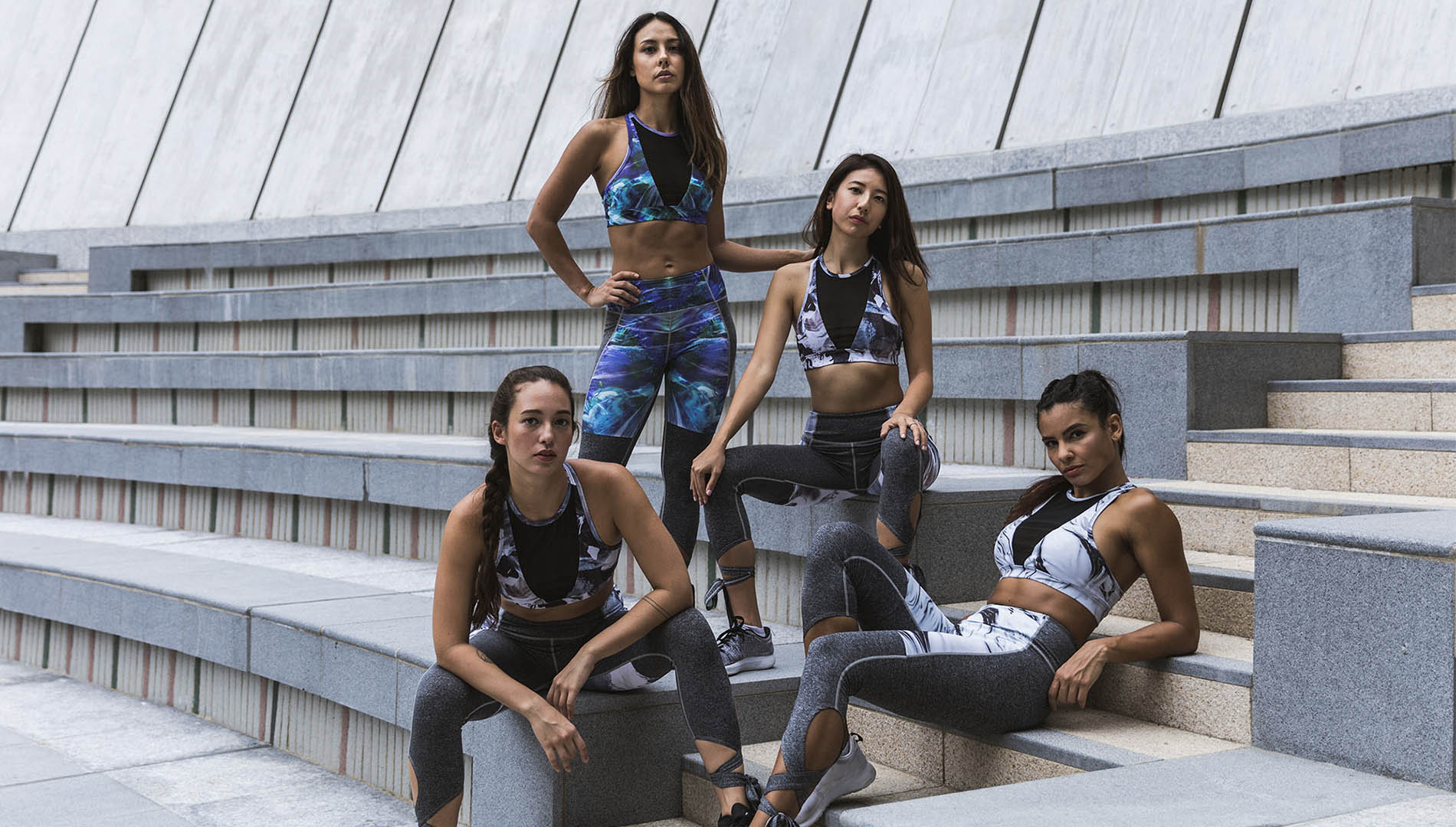 Miss Runner Sportswear Lookbook