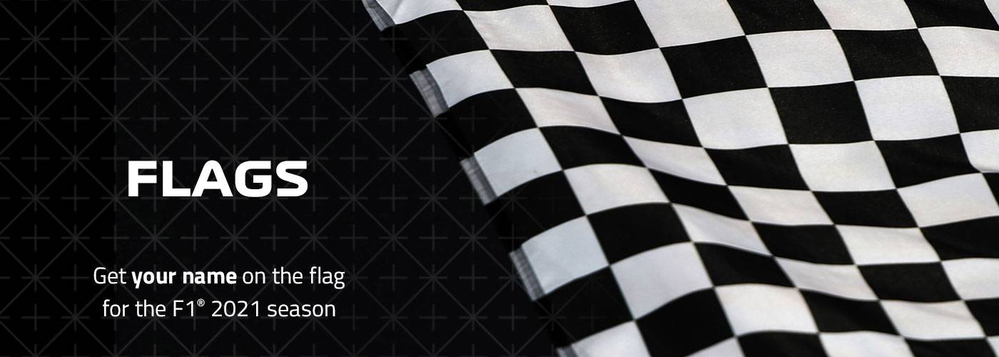 F1 Flags