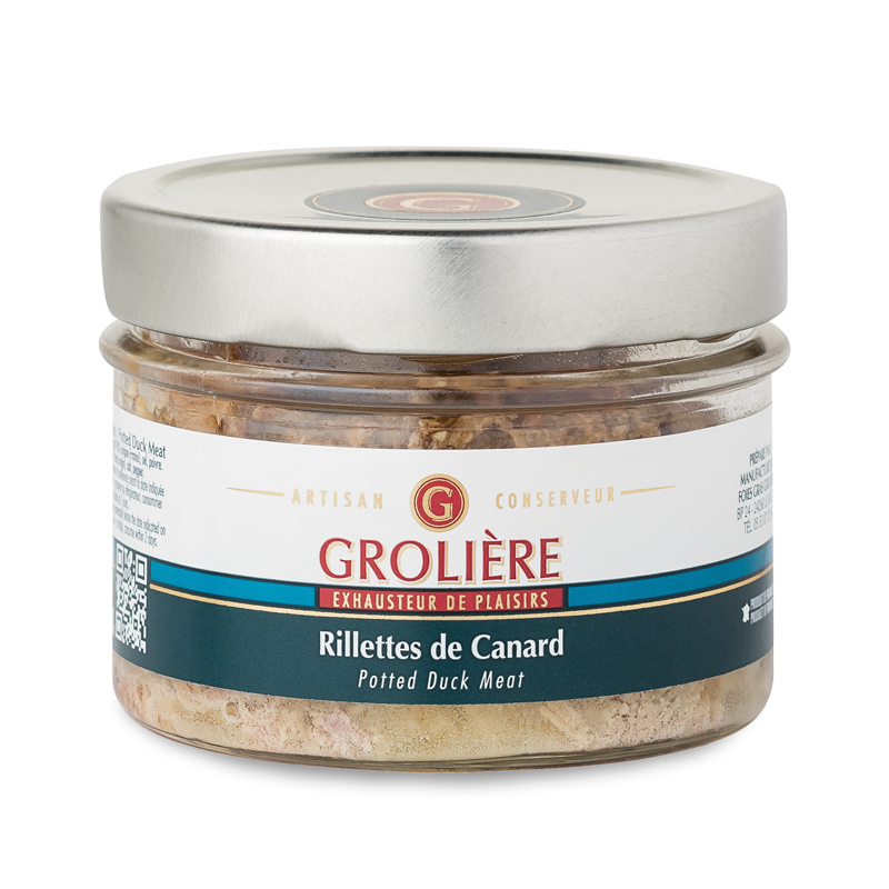 Duck Rillettes 180g