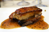 Sauce Perigueux - with foie gras and truffle