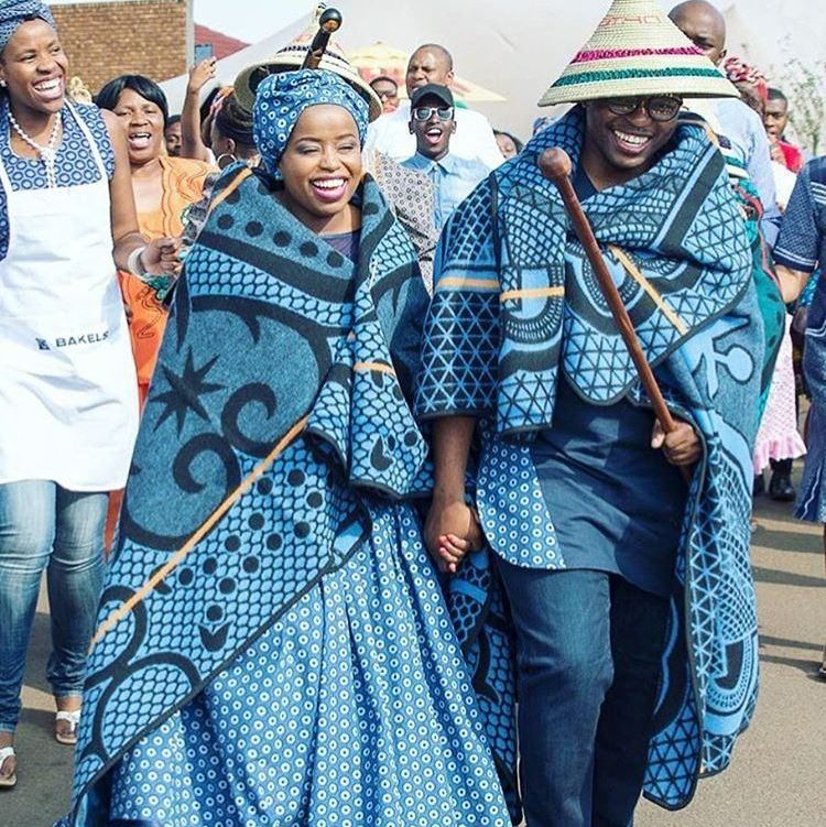 Traditional Wedding Styles In Lesotho2