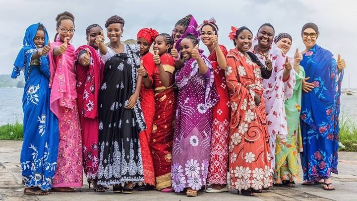 Traditional Wedding Styles In Mayotte1