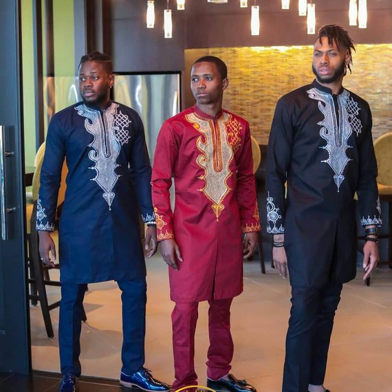 African Clothing's For Men1