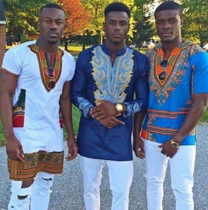 African Clothing's For Men2