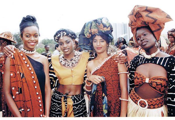 African Fashion At Its History1