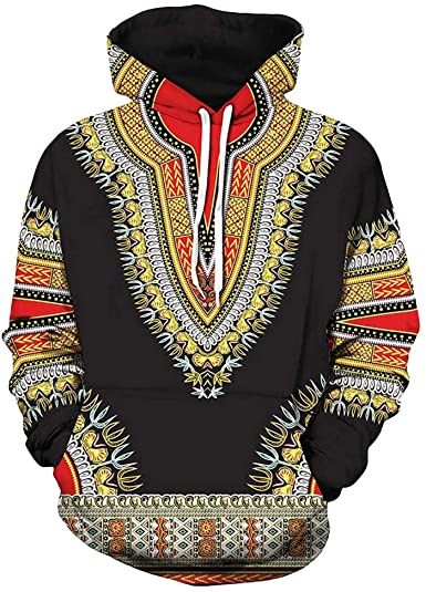 African Print Sweaters1