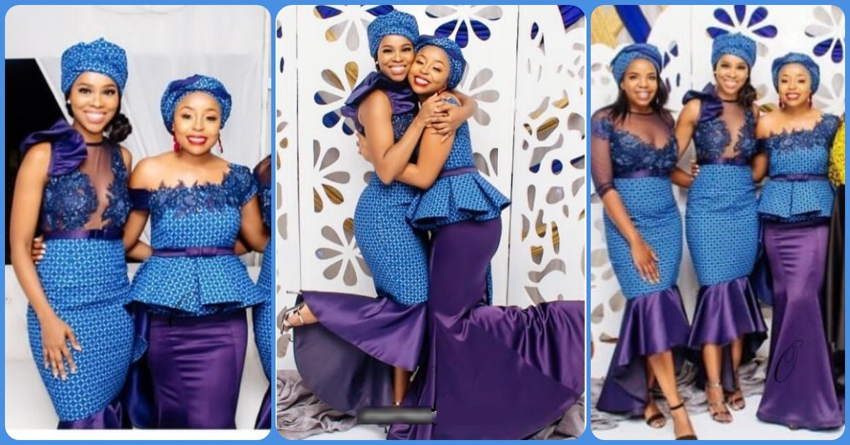 African Traditional Wedding Dresses1