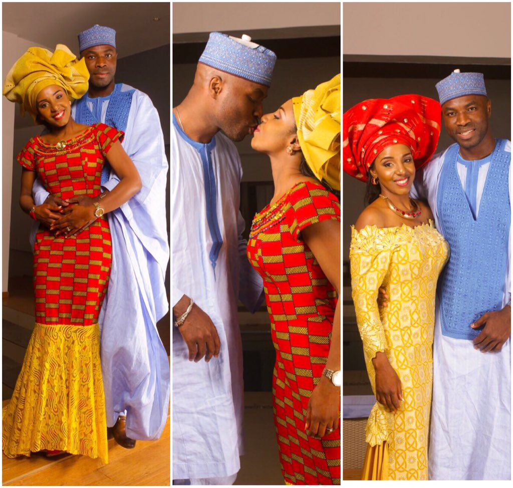 Chadian Traditional Wedding Styles