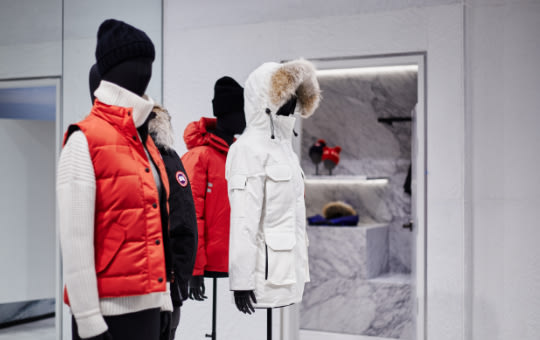 Canada Goose Fashion Label Mulls To Stop Using Fur By 202215