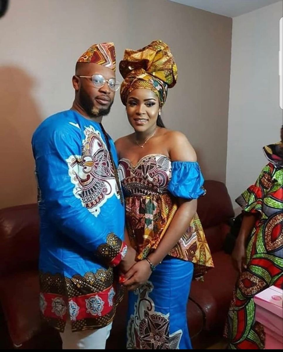 Congolese Traditional Wedding Styles1