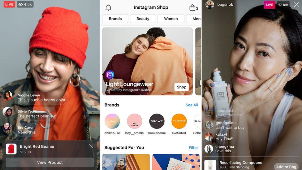 Facebook Tests New Shopping Tools Across Instagram And Its Other Platforms2