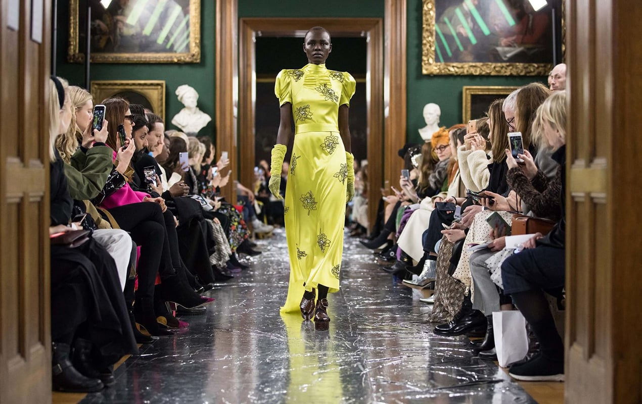 London Fashion Week To Feature Over 100 Designers In September