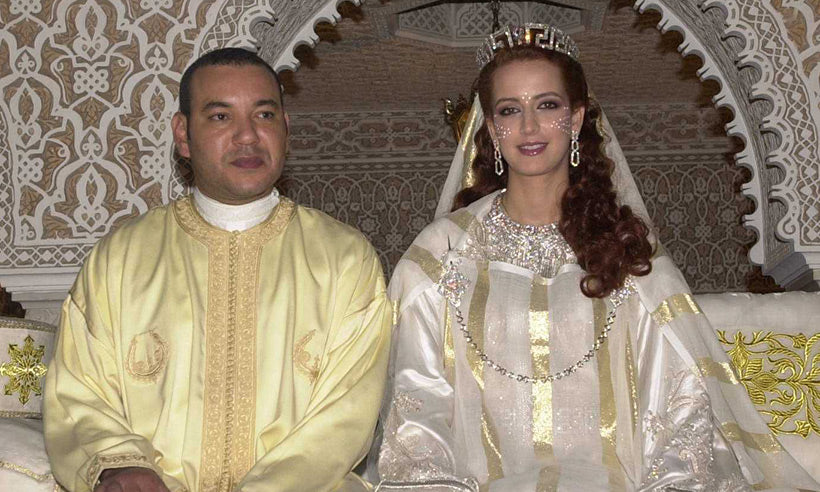 Moroccan Traditional Wedding Styles1