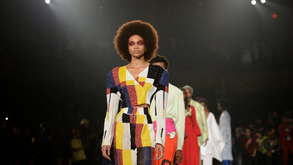 Pyer Moss Brings Relevance Of Black Culture To Paris Couture Week