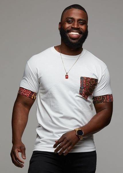 Shirts With African Touch1