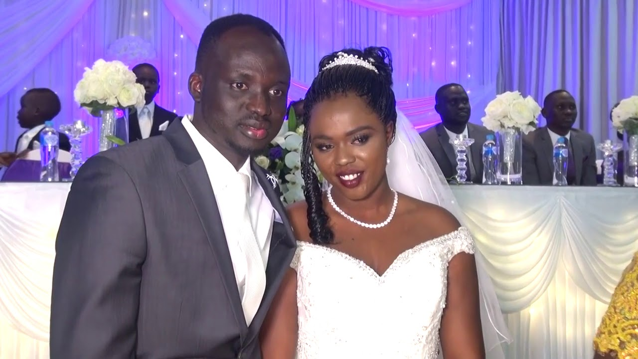 South Sudanese Traditional Wedding Styles2