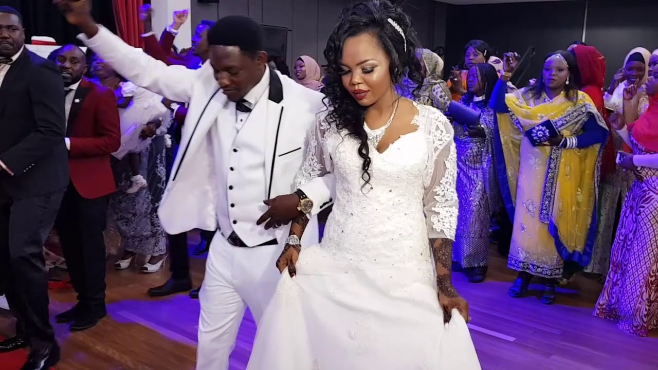South Sudanese Traditional Wedding Style
