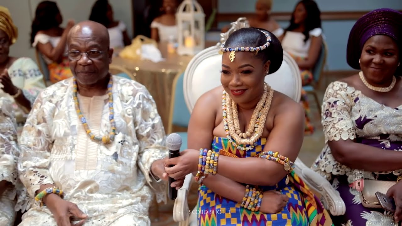 Togolese Traditional Wedding Styles1